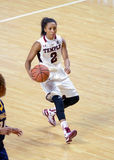 2014 pallacanestro del NCAA - la pallacanestro delle donne Fotografie Stock