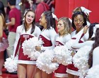 2014 pallacanestro del NCAA - squadra di spirito Fotografia Stock