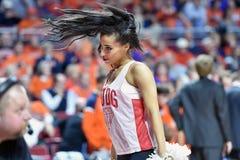 2015 pallacanestro del NCAA - tempio-Bucknell di NIT primo Rd Fotografia Stock