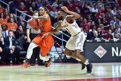2015 pallacanestro del NCAA - tempio-Bucknell di NIT primo Rd Fotografie Stock Libere da Diritti