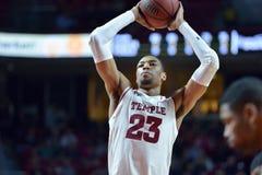 2015 pallacanestro del NCAA - Tempio-Cincinnati Fotografia Stock Libera da Diritti