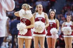2015 pallacanestro del NCAA - Tempio-Cincinnati Fotografia Stock
