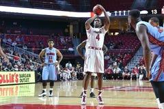 2015 pallacanestro del NCAA - tempio contro lo stato del Delaware Fotografia Stock Libera da Diritti