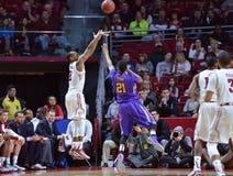 2015 pallacanestro del NCAA - Tempio-ECU Fotografie Stock Libere da Diritti