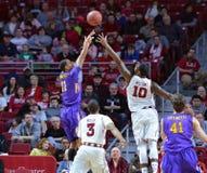 2015 pallacanestro del NCAA - Tempio-ECU Immagine Stock