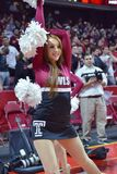 2015 pallacanestro del NCAA - Tempio-ECU Fotografie Stock