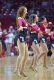 2015 pallacanestro del NCAA - tempio-Tulane Immagini Stock Libere da Diritti