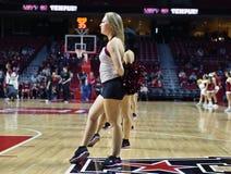 2015 pallacanestro del NCAA - tempio - UCF Fotografie Stock Libere da Diritti