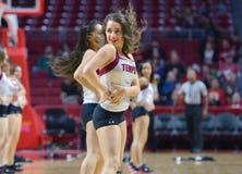 2015 pallacanestro del NCAA - tempio - UCF Immagini Stock Libere da Diritti