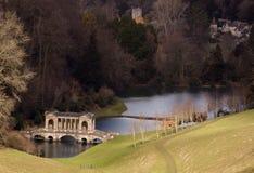 palladian的桥梁 图库摄影