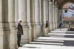 Palladian-Basilika Stockbilder
