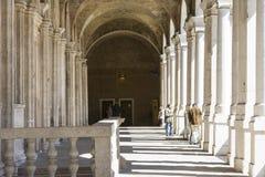 Palladian-Basilika Lizenzfreies Stockfoto