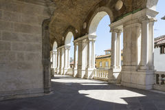 Palladian-Basilika Lizenzfreie Stockbilder