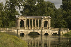 Palladian Bridge Stock Image