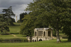 Palladian Bridge Stock Images