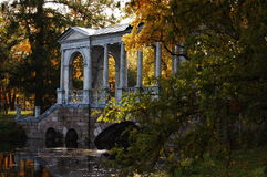 Palladian Bridge Royalty Free Stock Images
