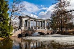 Palladian bridge Stock Photography