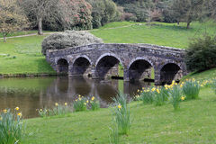 Palladian Bridge Stock Photography