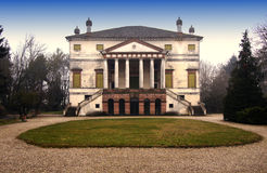 Palladian Villa Stock Image