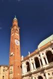 palladio Βιτσέντσα της Ιταλίας basilca &t Στοκ φωτογραφία με δικαίωμα ελεύθερης χρήσης