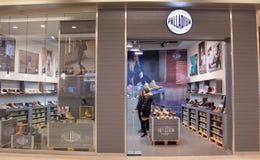 Palladium shoppar i Hong Kong fotografering för bildbyråer