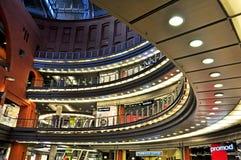 Palladium winkelend centrum, Polen royalty-vrije stock foto