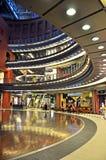 Palladium winkelend centrum, Polen stock afbeeldingen