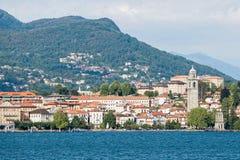 Pallanza Lake Maggiore Italy Royalty Free Stock Photography