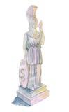 Pallas athena ilustração royalty free