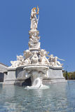 Pallas Athena Fountain, Vienna Stock Photography