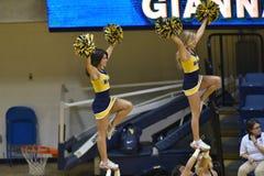 Pallavolo 2015 del NCAA - Virginia Occidentale del Texas @ Fotografia Stock
