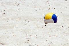 Pallavolo della spiaggia, Laguna Beach, California Immagini Stock Libere da Diritti