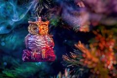 palle brillanti di Natale della decorazione immagine stock