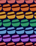 Palle colorate (lanterne festive) Fotografia Stock Libera da Diritti