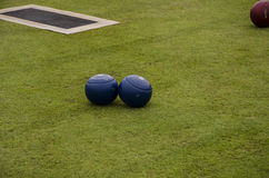 Palle da bowling fotografia stock libera da diritti