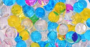 Palle dell'acqua Fotografia Stock