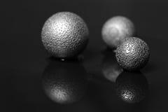 Palle di metallo Immagini Stock
