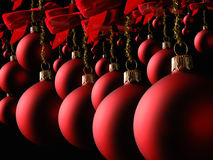 Palle di Natale Immagine Stock Libera da Diritti