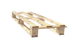 Pallet on with Backgound Stock Images