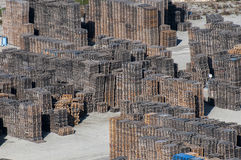 Pallet company Stock Images