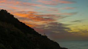 Pallet del cielo Fotografia Stock