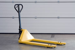 Pallet Lifter Stock Image