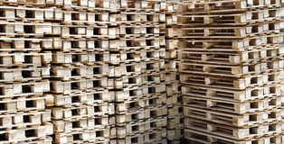 Pallet 02 Stock Photography