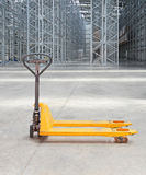 Pallet Truck Royalty Free Stock Photos