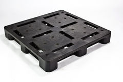 Pallet on a white background Royalty Free Stock Photo