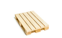 Pallet wood Royalty Free Stock Photography