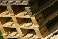 Pallets Stock Photography