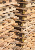 Pallets: abstract  background? Stock Photography
