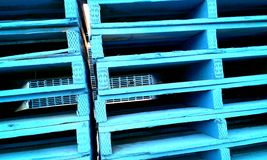 Pallets. Stock Images