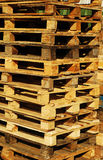 Pallets Stock Photo